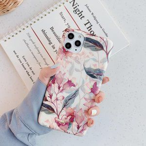 NEW iPhone 11/Pro/Max/XR Flower Case